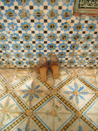 Beautiful Tiles by A Passage To Tangier The Beautiful Tile Work Of Morocco Les