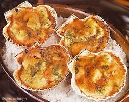 cuisiner noix st jacques coquilles st jacques à la bretonne recette facile les entrées