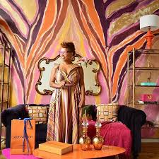 bohemian luxe interiors pearls to a picnic copper in interior design modern masters cafe blog