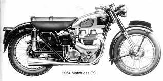 1954 matchless g9 jpg 2 136 1 066 pixels 2 wheels pinterest