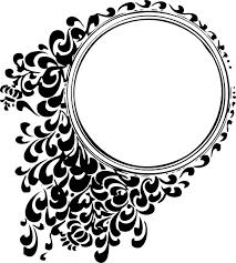 circular tattoo designs filigree circle clip art vector clip