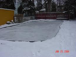 backyard ice rink zamboni more information