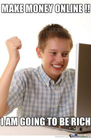 Make Online Meme - first day in the internet kid meet make money ads by mid0 meme center