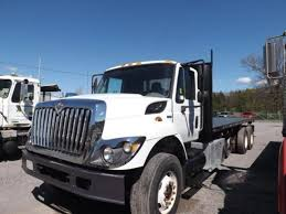 international 7400 flatbed trucks for sale used trucks on