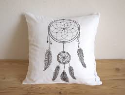 dreamcatcher pillow free shipping pillow case native tribal