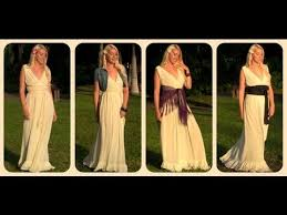 how to wear a maxi dress style it from casual to formal youtube