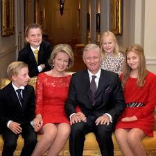 famille royale de belgique décembre 2016 matilde királyné