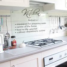 kitchen decals for backsplash wall decals kitchen backsplash home design tips for