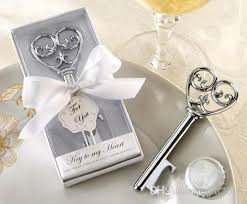 wedding favors wholesale 2017 2016 dhl wholesale supplies key to my bottle