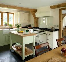 pale green and cream cabinets in kitchen green kitchen