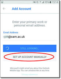 android outlook app set up the outlook app on android 6 x and activesync devices it