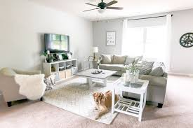 farmhouse livingroom our neutral modern farmhouse living room try everything
