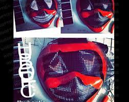 Deadmau5 Head Costume Halloween Dj Helmet Etsy