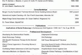 Examples Of Dental Hygiene Resumes by Registered Dental Hygienist Resume Sample Reentrycorps