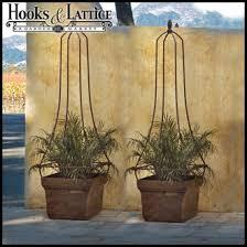 houseplant trellis plant obelisk obelisk trellis garden obelisk hooks and lattice