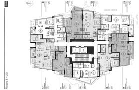 Vancouver Floor Plans Opsal 1775 Quebec Street Vancouver Condo In Vancouver