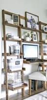 Diy Ladder Bookshelf Desk Ana White Build A Leaning Ladder Wall Bookshelf Free And