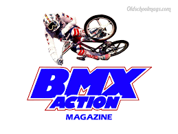 bicycle motocross action magazine old bmx wallpaper