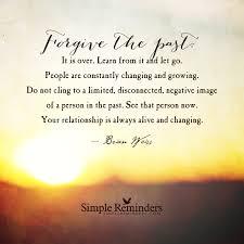 picture quotes let it go forgive the past