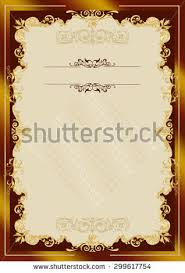 frame for diploma frame diploma certificate stock illustration 299617754