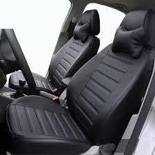 honda car cover aliexpress com buy carnong pu leather custom seat cover proper