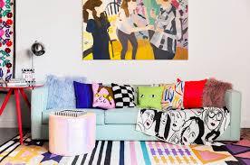 Pop Art Rugs Home Accessory Sofa Home Decor Home Furniture Sofa Throw