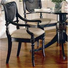 Cane Back Dining Room Chairs Largo Heritage Five Piece Round Dining Table And Chair Set
