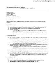 Management Consulting Resume Resume Cashier Assitant Functional Hybrid Resume Examples Digital