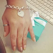 bracelet tiffany heart tag images Tiffany co jewelry 1 garden state plz paramus nj phone jpg