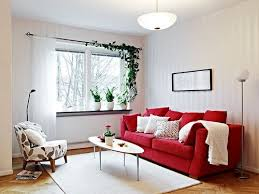 living room red couch red sofa living room living room