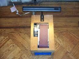 Bench Top Belt Sander 255 Best Homemade Belt Sanders And Grinders Images On Pinterest