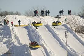 winter carnival rides photo information