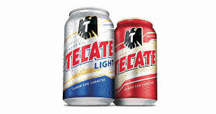 tecate light alcohol content tecate light s born bold program targets authentic mexican