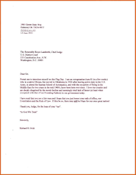 character letter for judge resume name