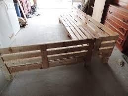comment fabriquer un canapé en palette comment fabriquer un canape maison design sibfa com