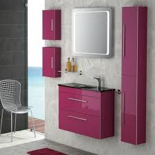 Pink Tile Bathroom Modern Bathroom Colors For Stylishly Bright Bathroom Design