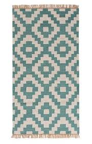 fab habitat blue stripe outdoor rug rug garden event