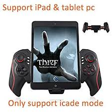 gamepad android camrom telescopic wireless bluetooth controller