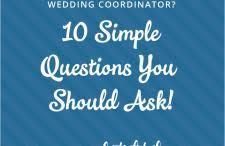 wedding coordinator wedding coordinator vs venue coordinator every last detail