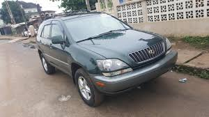 lexus rx300 key programming clean tokunbo 1999 2000 lexus rx300 for just n1 470m only autos