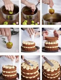 how decorate cake