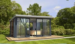 enchanting garden shed office planning permission slant roof