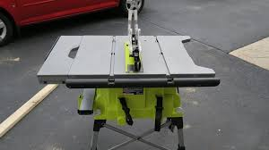 who makes the best table saw ryobi rts21g ryobi table saw reviews two of the best models