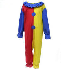 Kids Halloween Clown Costumes Popular Kid Clown Costumes Buy Cheap Kid Clown Costumes Lots