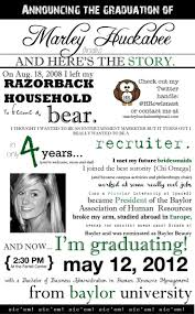 cheapest graduation invitations unconventional college graduation announcement for the phd you