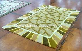 Modern Floor Rug Handtufted Acrylic Carpet Design Modern Floor Rug From China