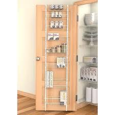 over the door cabinet new 5 hooks iron over door rack for kitchen cabinet cupboard door
