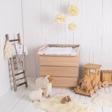 natural wood changing table changing tops natural wood changing table set for ikea malm a
