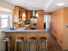 Kitchen Designs For Small Kitchen Small Kitchen Ideas Pictures Tips From Hgtv Hgtv