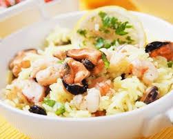 recette risotto aux fruits de mer
